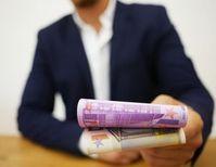 Kredit: Euro-Banken werden strenger.