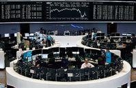 DAX (Deutscher Aktienindex) & Börse (Symbolbild)