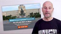 Roland Düringer (2021) Bild: #wirzeigenggesicht; Screenshot / WB / Eigenes Werk