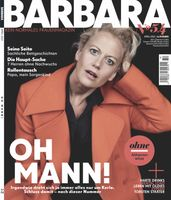 Cover_BARBARA Nr.54_ EVT: 4.3.2021 Bild: Gruner+Jahr, BARBARA Fotograf: Gruner+Jahr, BARBARA