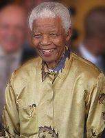 Nelson Mandela Bild: de.wikipedia.org / de.wikipedia.org