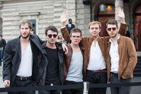 Die Band Wanda (2016), Archivbild