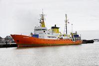 Vermessungsschiff Aquarius (2012)