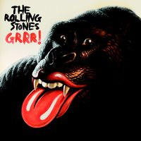 """Cover """"GRRR! Greatest Hits"""" von The Rolling Stones"""