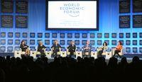 Christine Lagarde beim World Economic Forum, Archivbild