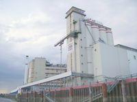 Anlagen von Kellogg's in Bremen an der Weser