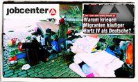 Jobcenter und Politik sorgen für zehntausende Obdachlose Deutsche pro Jahr: Hauptbetroffene: Alleinerziehende mit Kindern (Symbolbild)