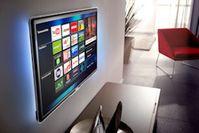 Web und TV: Beide Welten werden verbunden. Bild: Philips