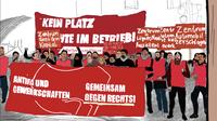 Konzentrierte Hetze gegen die alternative Gewerkschaft Zentrum führten am Ende zu versuchtem Mord (Symbolbild)