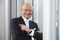 "Prof. Michael Popp, Bionorica SE / Bild: ""obs/Bionorica SE/Lars Langemeier"""