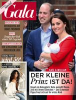 "GALA Cover (Heft 18/2017, EVT 26.04.2018) Bild: ""obs/Gruner+Jahr, Gala"""