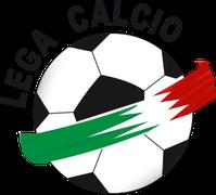 Logo der Serie A, die höchste Spielklasse im italienischen Profifußball.