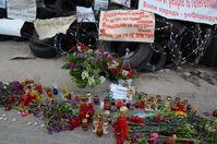 Gedenkstätte für die Ereignisse von Odessa