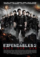 """""""The Expendables 2"""" Kinoposter"""