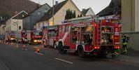 Feuerwehr in Lennestadt.