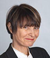 Offizielles Porträt von Bundesrätin Micheline Calmy-Rey (2011)