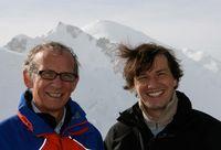 Hermann Brugger (EURAC) und Peter Paal (Universitätsklinik Innsbruck) Quelle: Foto: privat (idw)