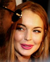 Lindsay Lohan im August 2012