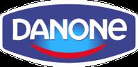 Logo von Danone