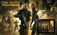 """Das preisgekrönte Action-Rollenspiel Deus Ex: The Fall ist ab sofort für iPad und iPhone erhältlich. Bild: """"obs/Square Enix"""""""