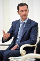 Baschar al-Assad in Russland (2015)