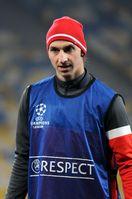 Zlatan Ibrahimović, 2012