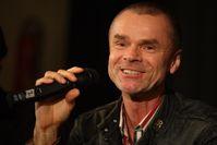 Jürgen Domian bei einem Talkauftritt im November 2008