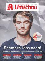 """Titelcover der Apotheken Umschau 1A/2020.  Bild: """"obs/Wort & Bild Verlag - Gesundheitsmeldungen/W&B"""""""