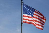 US-Flagge: Einwohner nicht begeistert von Kongress. Bild: w.r.wagner/pixelio.de