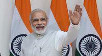 Narendra Modi (2016), Archivbild
