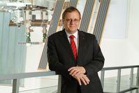 Johann-Dietrich Wörner, Vorstandsvorsitzender des DLR