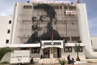 Porträt von Mohamed Bouaziszis  in der Stadt Sidi Bouzid. Bild: ZDF Fotograf: ZDF/Torsten Reimers