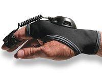 Ion Air: Maus im Handschuhformat erleichtert Bedienung. Bild: Bellco Ventures