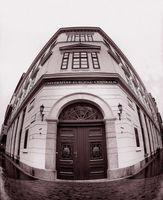 Gebäude der Central European University