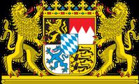 Wappen Freistaat Bayern