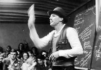 Joseph Beuys: Vortrag Jeder Mensch ein Künstler – Auf dem Weg zur Freiheitsgestalt des sozialen Organismus, Achberg 1978