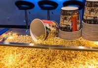 Popcorn: Bei traurigen Filmen wird viel gegessen. Bild: Rainer Sturm/pixelio.de