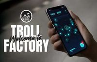 "Neue App ""Troll Factory"" soll Blick für Fehlinformation schärfen."