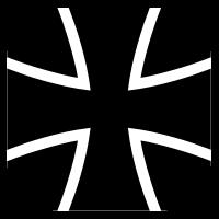 Eisernes Kreuz als nationales Erkennungszeichen der Bundeswehr