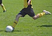 Fußballspieler: Algorithmen gegen Verletzungen.