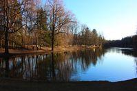 Seen: Das anlegen von Seen nützt der gesamten Natur, dient als Pufferspeicher bei Starkregen und bei Dürren und Trockenheit. Sogar Menschen können ihn zum baden nutzen. Die Politik verhindert das Anlegen von Seen seit Jahrzenten vehement. (Symbolbild)