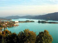 Wörthersee: WLAN soll junge Touristen anlocken. Bild: flickr/Wolfgang
