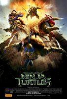"""Kinoposter """"Teenage Mutant Ninja Turtles"""""""