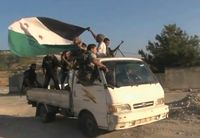 Bild: Voice of America News: Rudi Bakhtiar traveled for VOA to Syria - wikipedia.org