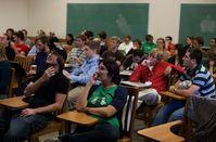 Studenten Bild: flickr.com/Fred Benenson