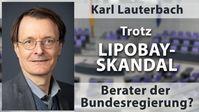 "Bild: Screenshot Video: ""Karl Lauterbach: Trotz Lipobay-Skandal Berater der Bundesregierung?"" (www.kla.tv/18867) / Eigenes Werk"