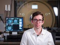 """Phillip Kragel: Gehirn als Vorbild für """"EmoNet""""."""