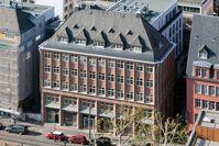 Börsenverein des Deutschen Buchhandels im Haus des Buches, Braubachstraße 14–16, Leipzig