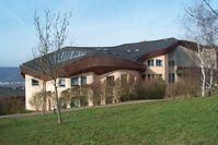Die anthroposophische Architektur ist Grundlage vieler Waldorfschulbauten.