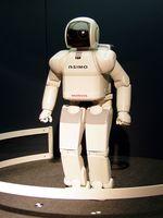 Humanoider ASIMO